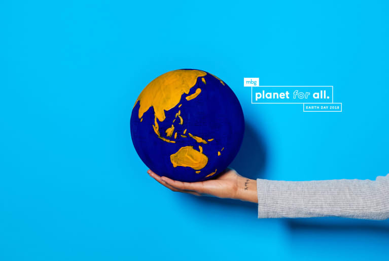 How YOU Can Actually Change The World In 5 Days: Announcing mbg's New 'Planet For All' Series