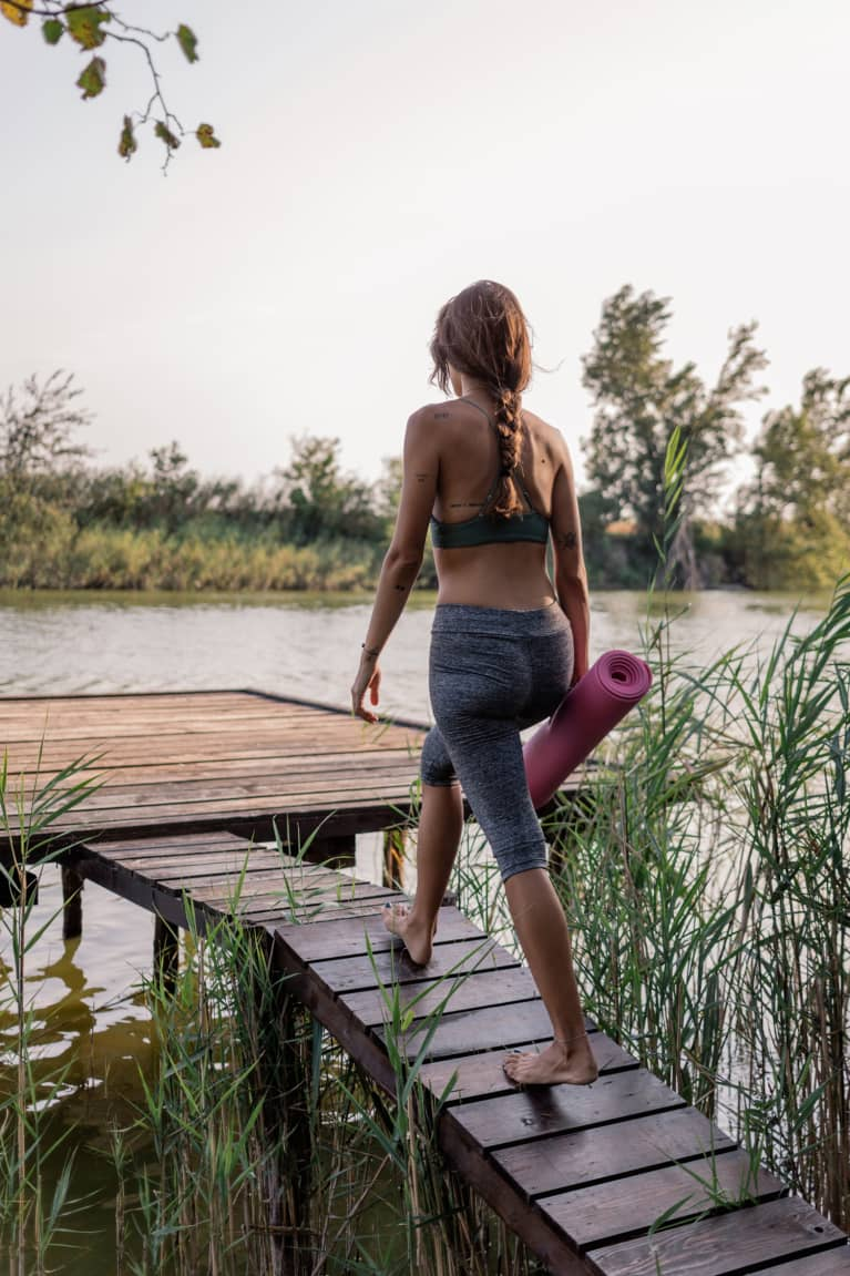 Stressed? Doctors are Prescribing Time Outdoors, and this Supplement Can Bring the Outside In
