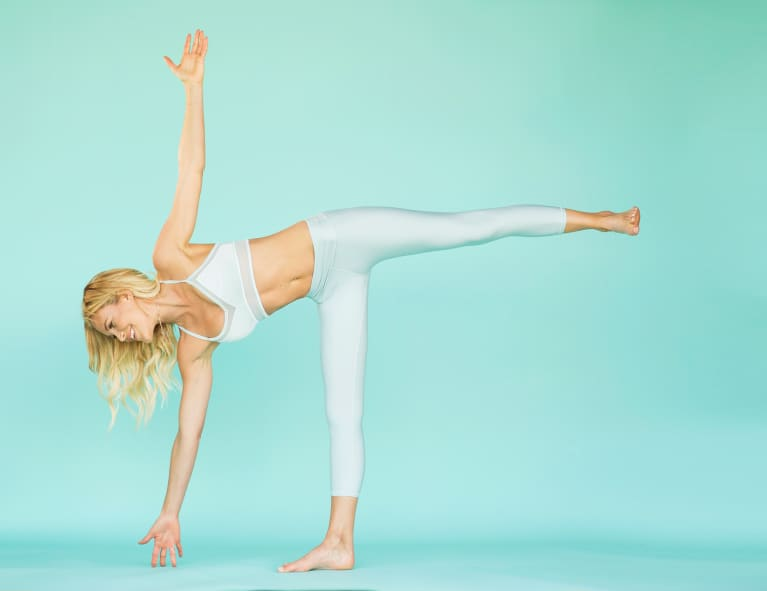 Try This Mind- And Body-Releasing Yoga Pose, Perfect For Tonight's Full Moon
