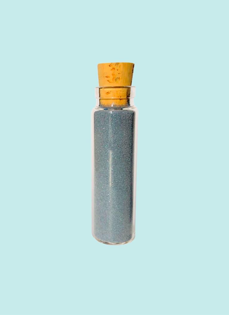 6. Plastic-free glitter