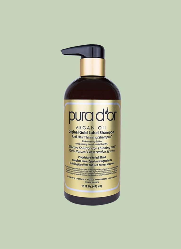 Pura D'or Original Anti-Thinning Shampoo
