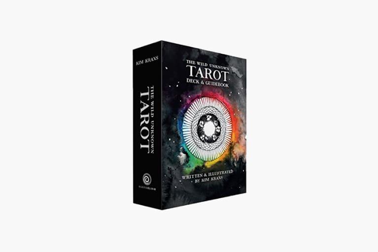 <p>Wild Tarot Guidebook</p><p><br></p>