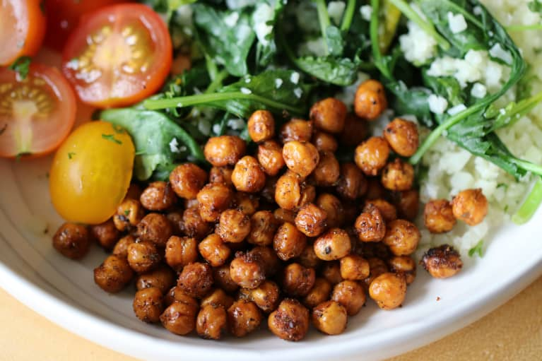 The Blue Zone–Inspired Chickpea Bowl Recipe This RD Swears By