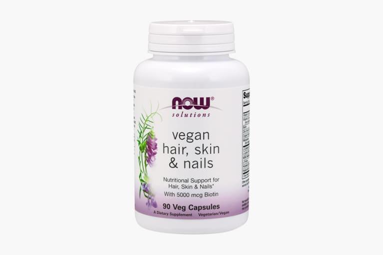 <p>Vegan Hair, Skin & Nails Capsules</p>