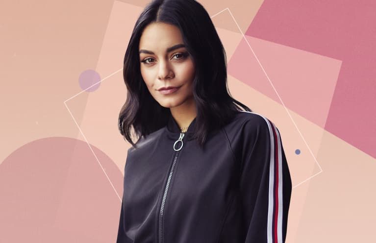 Vanessa Hudgens' Trick To Staying Lean & Energized