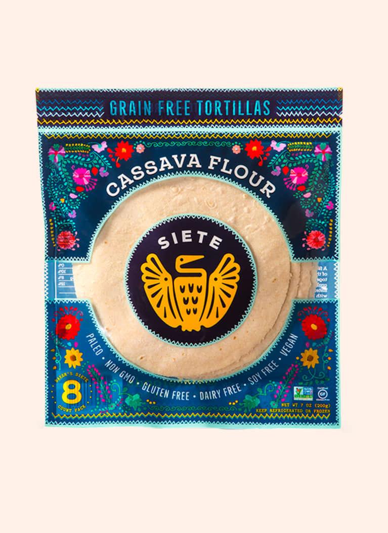 Siete Cassava & Coconut Tortillas