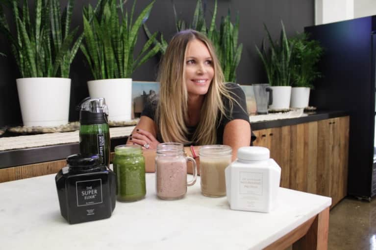 Elle Macpherson Made Us Smoothies & Spilled Her Wellness Secrets