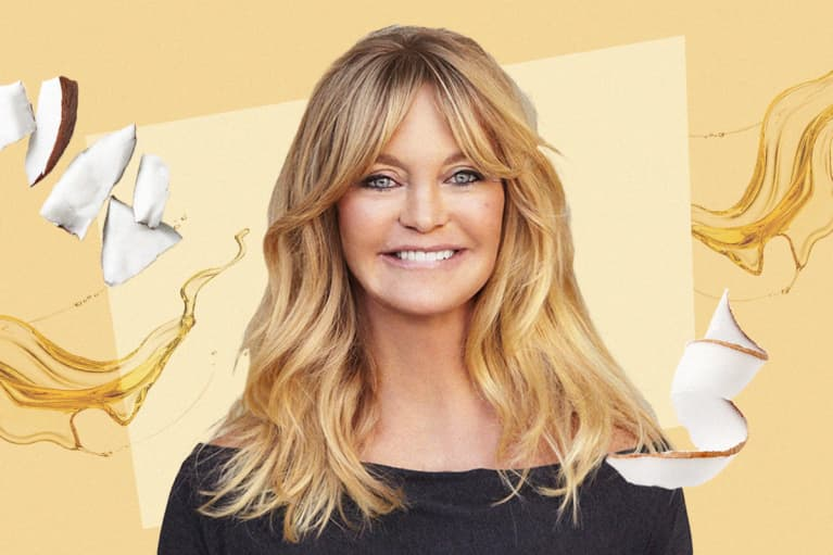 This Is The *Only* Ingredient Goldie Hawn Uses In Her One-Step Beauty Routine
