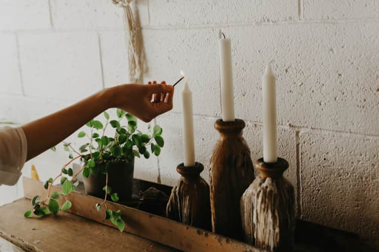 Clear Your Home Of Negative Energy With This Quick Ritual