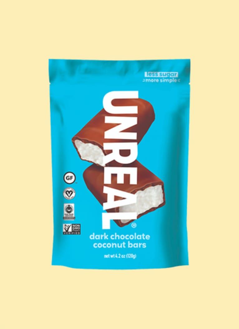 UnReal Coconut Chocolate Bars