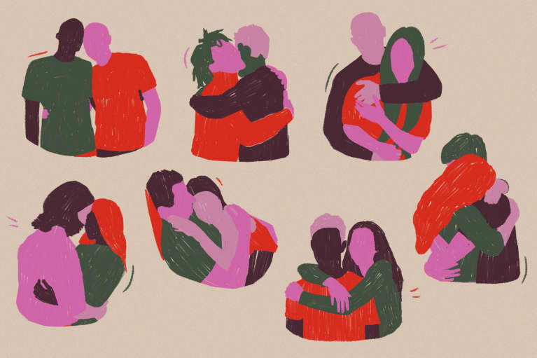 There Are 7 Different Types Of Hugs: Here's The Meaning Behind Each One