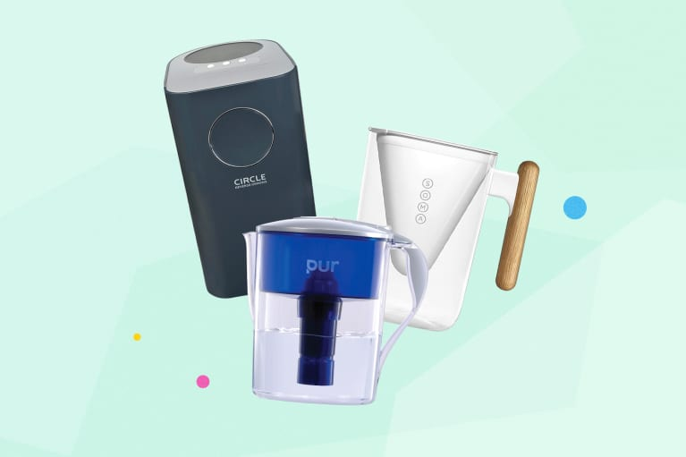 collage of 2019 best water filters