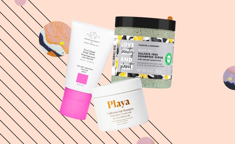 Want Thick, Glossy Hair? May We Suggest One Of These 11 Scalp Scrubs