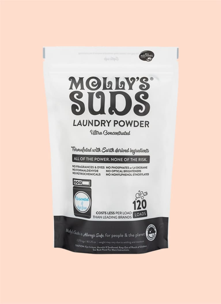 Molly's Suds Unscented Laundry Powder