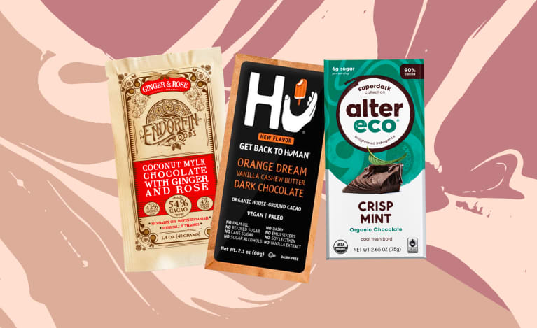 These Are The Best Healthy Chocolate Bars You Can Buy