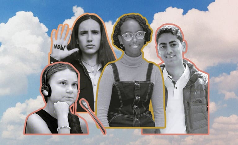 10 Young People Who Are Basically Saving Us From Climate Change