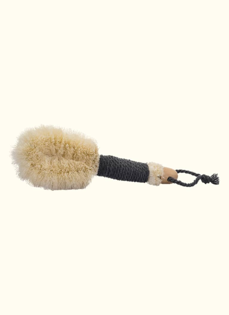 Saje In The Buff Natural Bristle Dry Brush