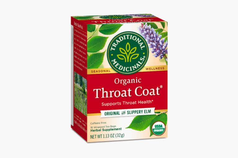 <p>Throat Coat®</p>