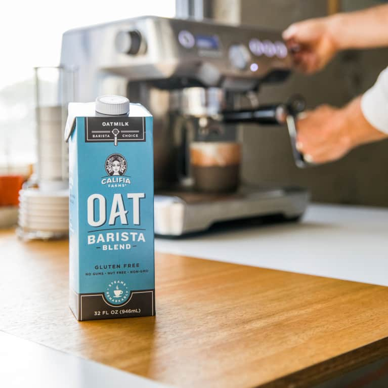 We Tried The New (Gluten-Free!) Oat Milk — Here's Our Verdict