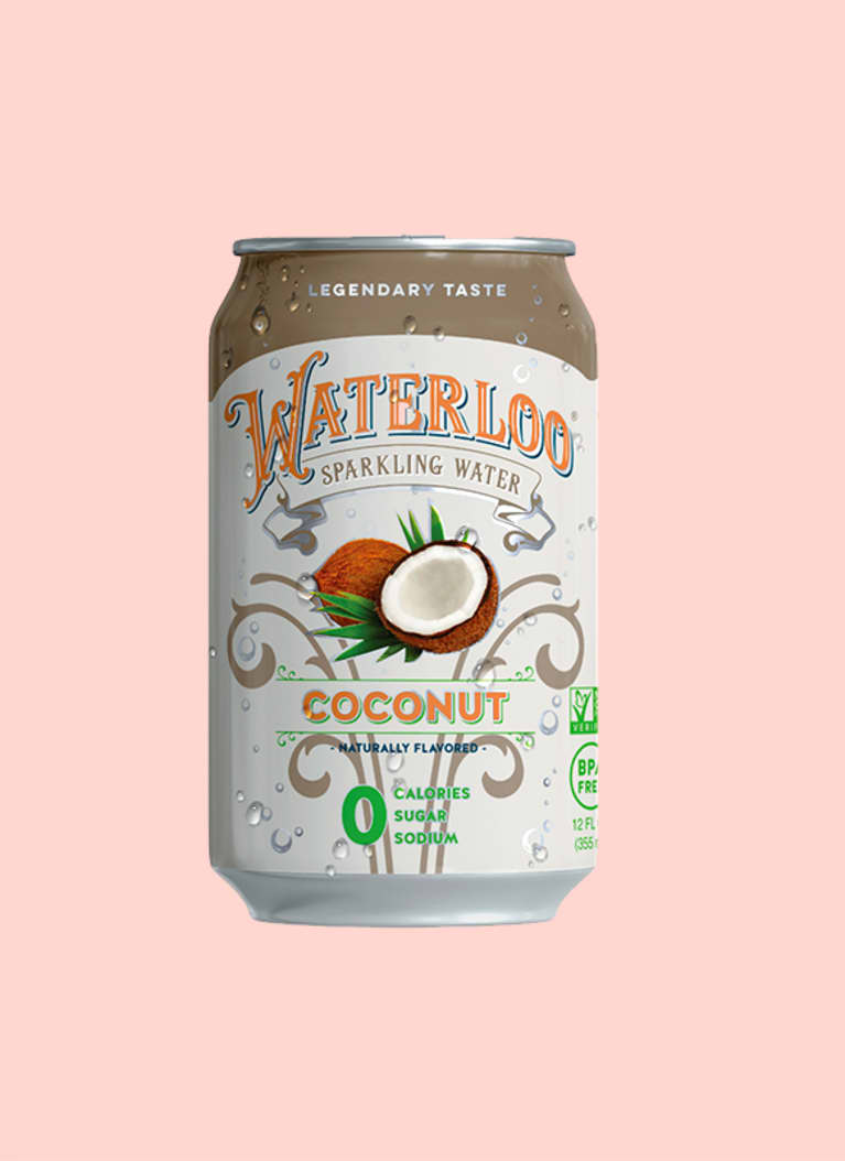 Waterloo Sparkling Coconut Water