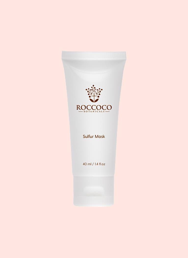 Roccoco Botanicals Sulfur Mask