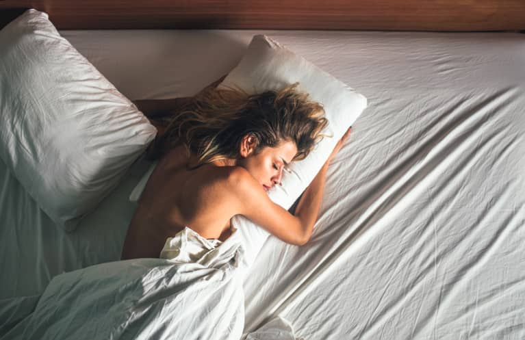 The Surprising Link Between Not Getting Enough Sleep & Sexual Health