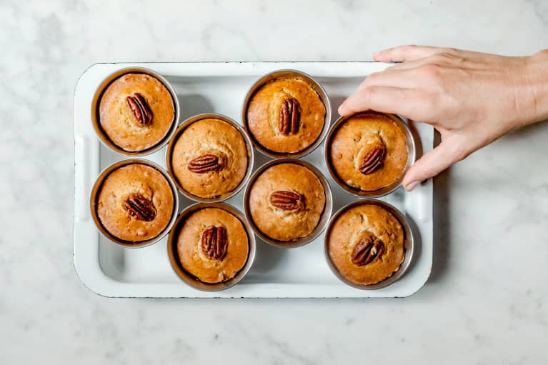 These Gluten-Free Muffins Are The Perfect, Protein-Filled Snack