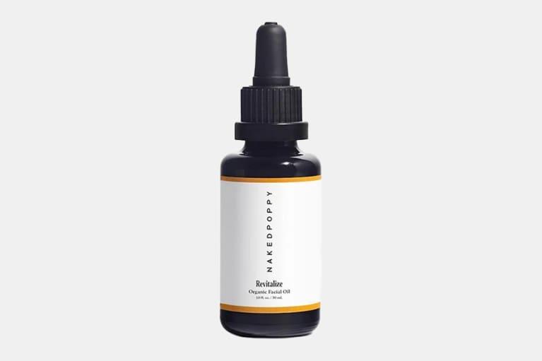 NakedPoppy Revitalize Organic Facial Oil