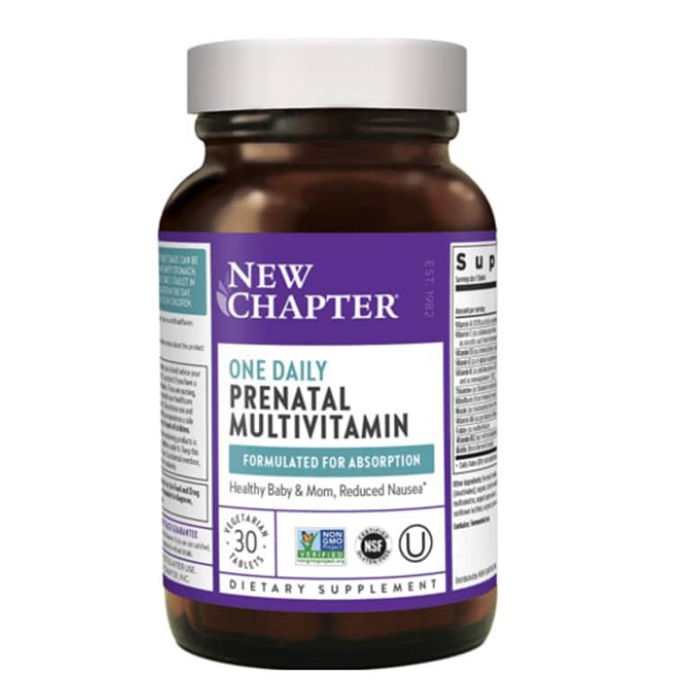 One Daily Prenatal Multivitamin