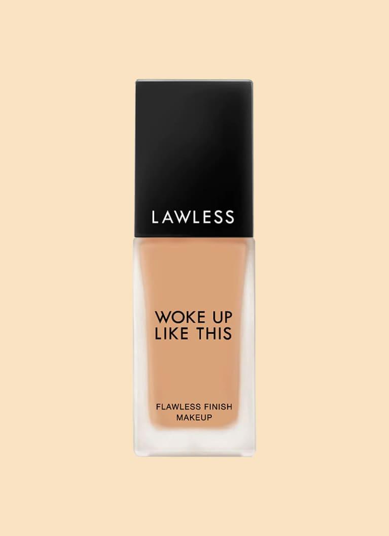 lawless woke up like this foundation