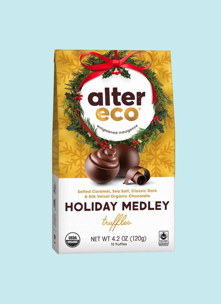 Alter Eco Holiday Medley Truffles