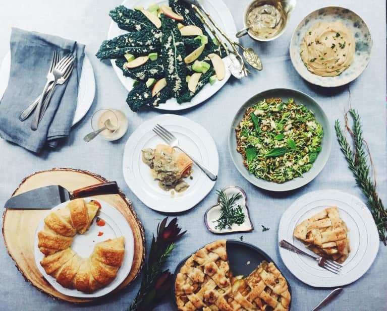 You're Invited To The Ultimate Plant-Based Thanksgiving