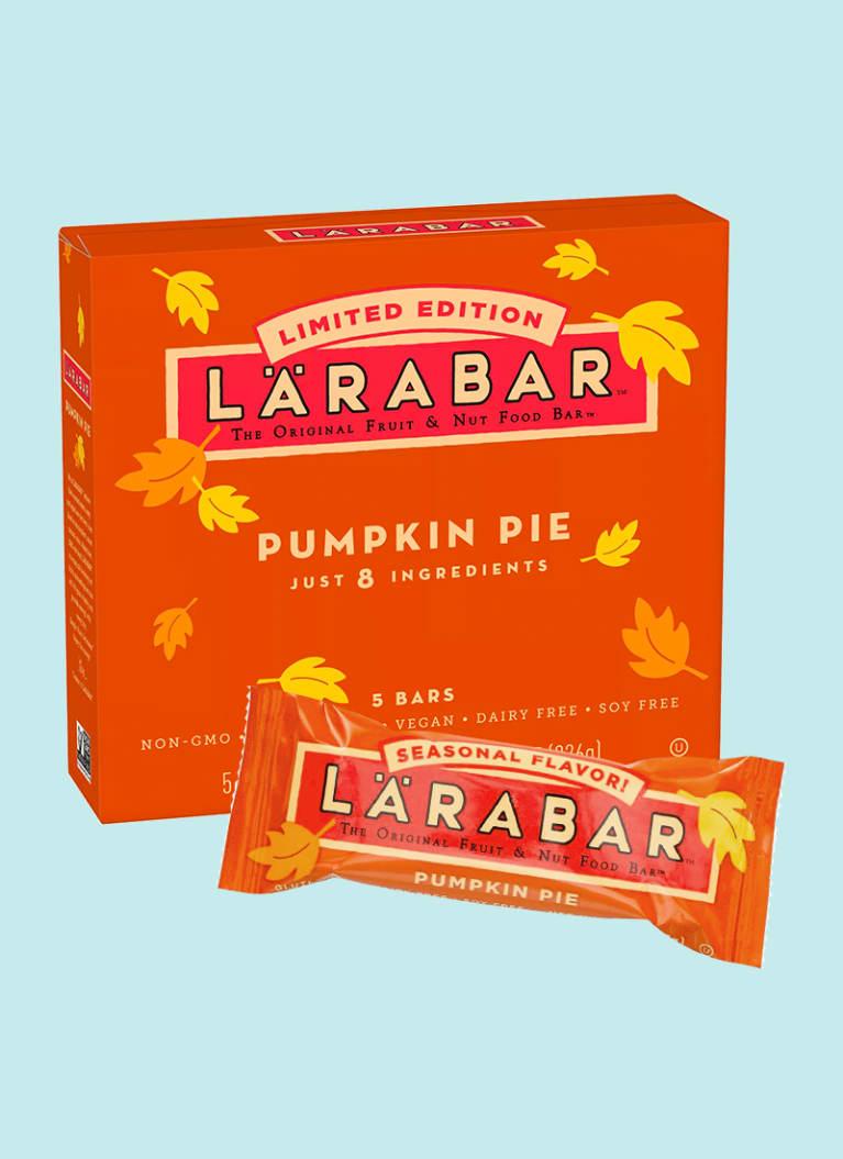 LÄRABAR Pumpkin Pie