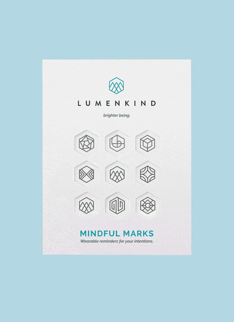 LumenKind Temporary Tattoos