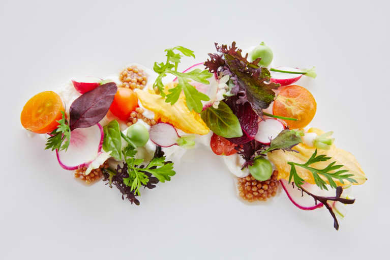 Food Scraps Get Haute With Dan Barber's WastED London