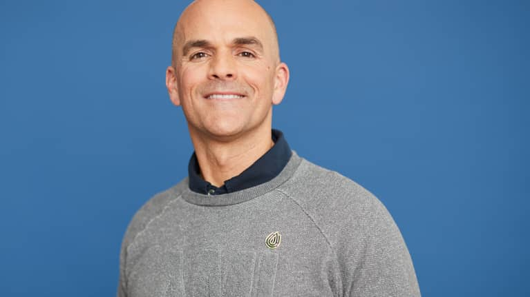 Marco Borges on the mindbodygreen Podcast