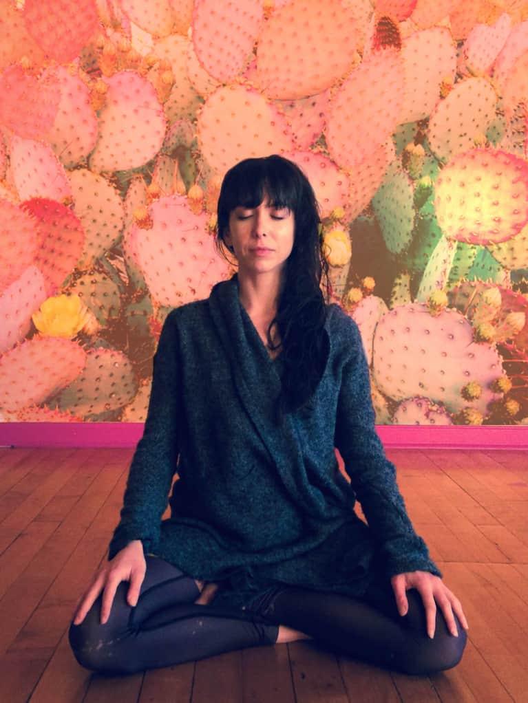My Meditation Practice: Yogi Francesca Bove
