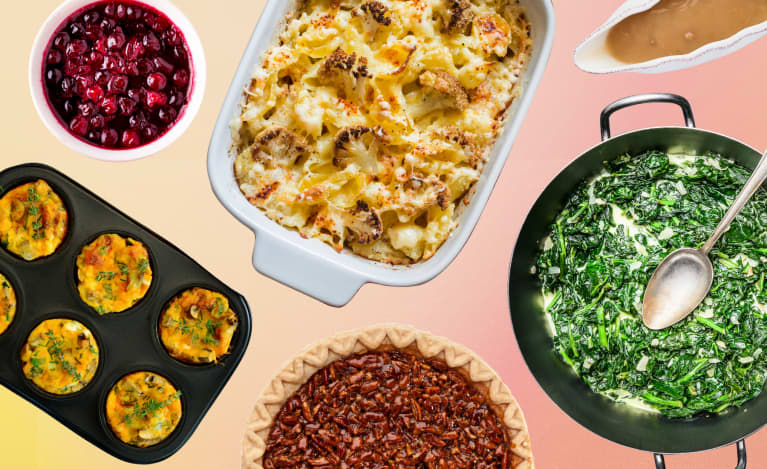 12 Keto-Friendly Sides That'll Be A Huge Hit At Your Thanksgiving Table