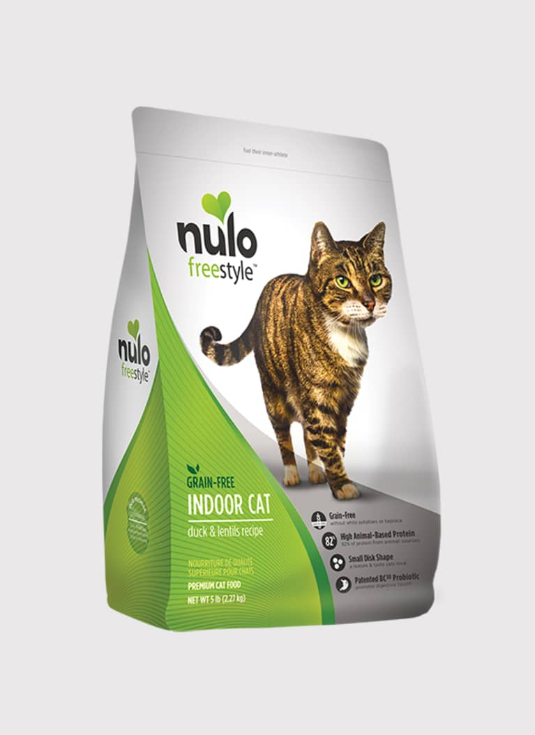 nulo indoor cat food