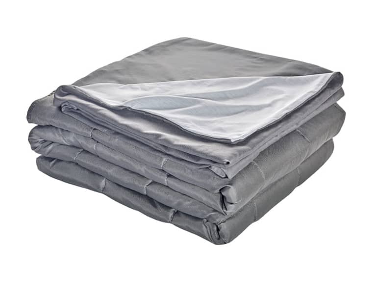 Cool-To-The-Touch Weighted Blanket