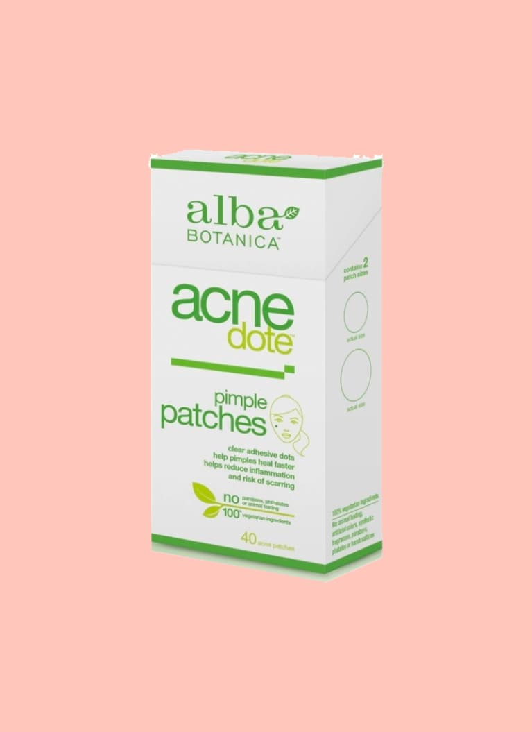 Alba Botanica Acne Pimple Patch