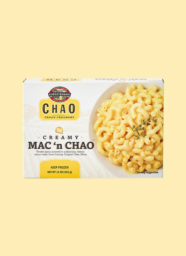 chao creamy mac 'n chao