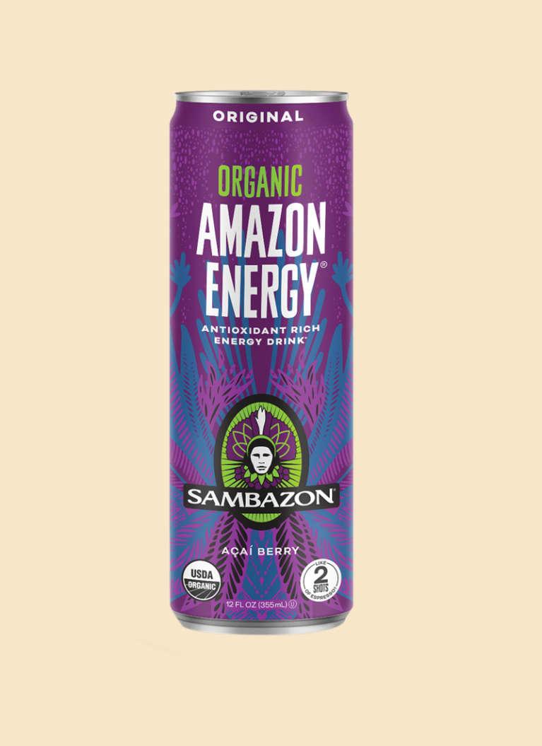 Sambazon Organic Amazon Energy—Original Acai