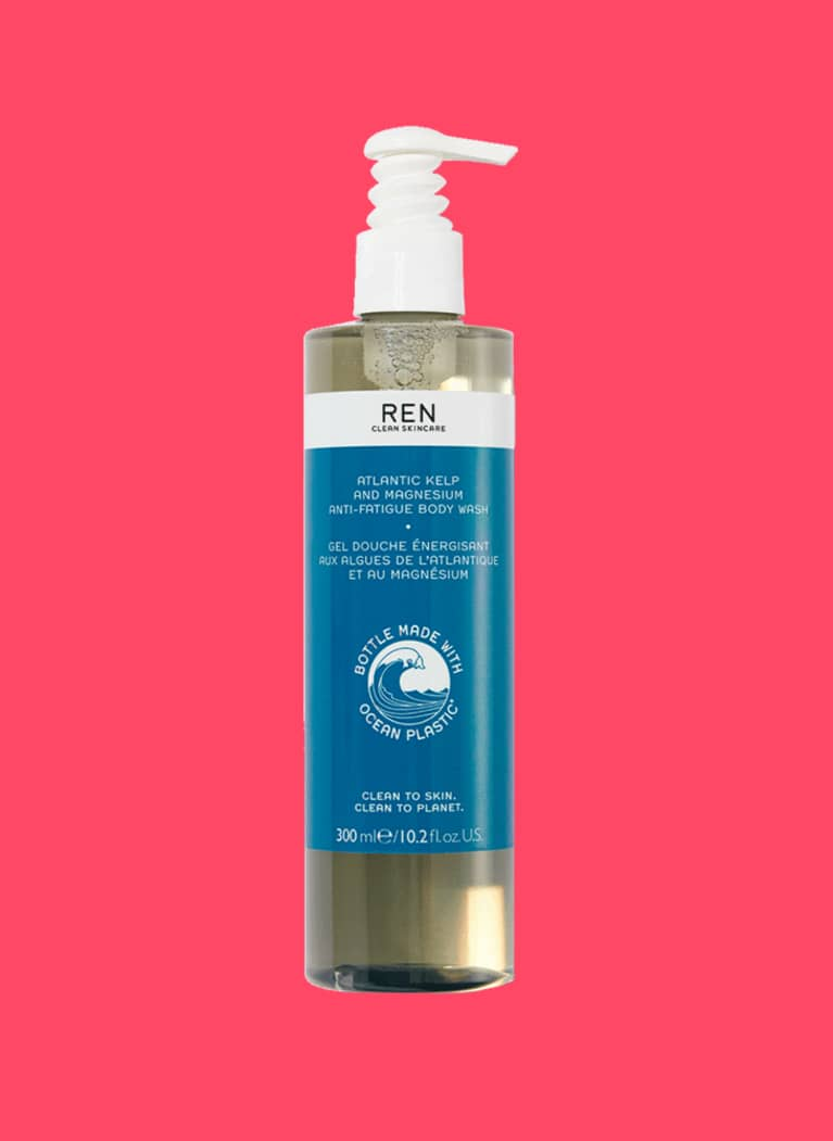 Ren skin care body wash