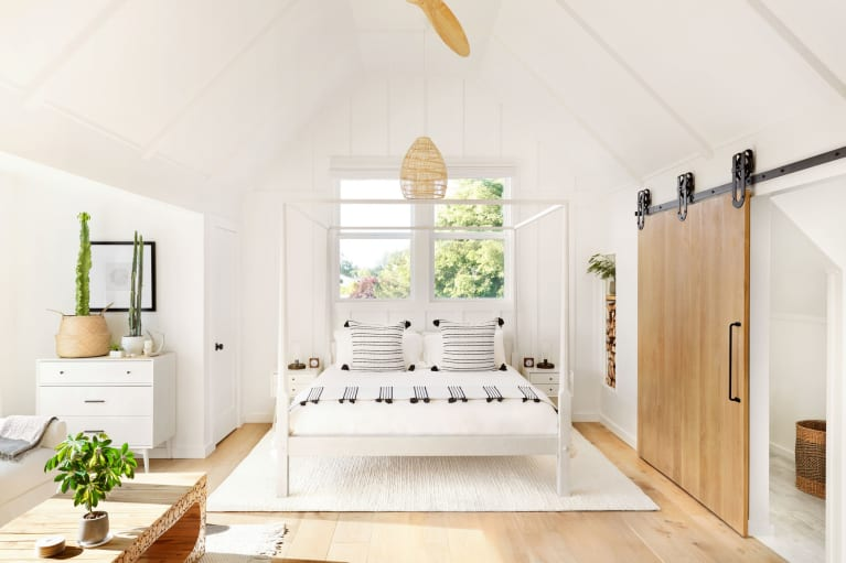 Bright & Sunny Bedroom