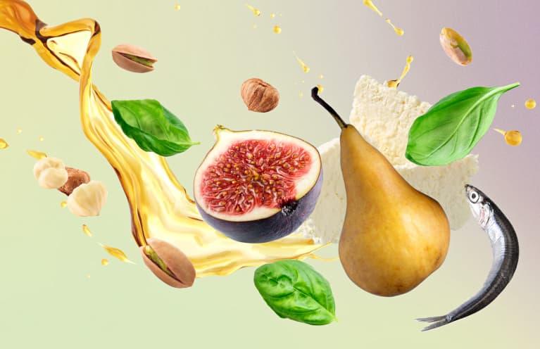 Mediterranean Diet Macros