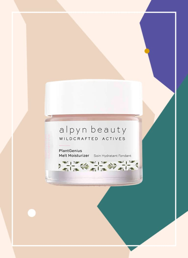 alpyn beauty Wildcrafted Actives Plant Genius Melt Moisturizer
