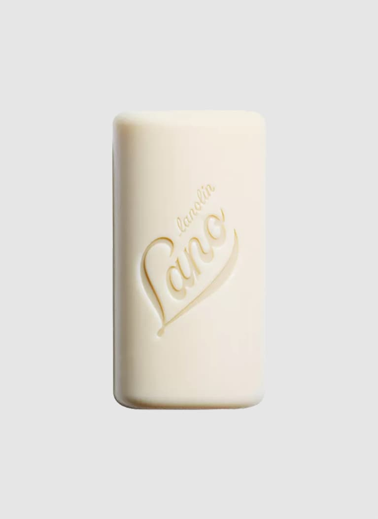 lano egg white cleansing bar