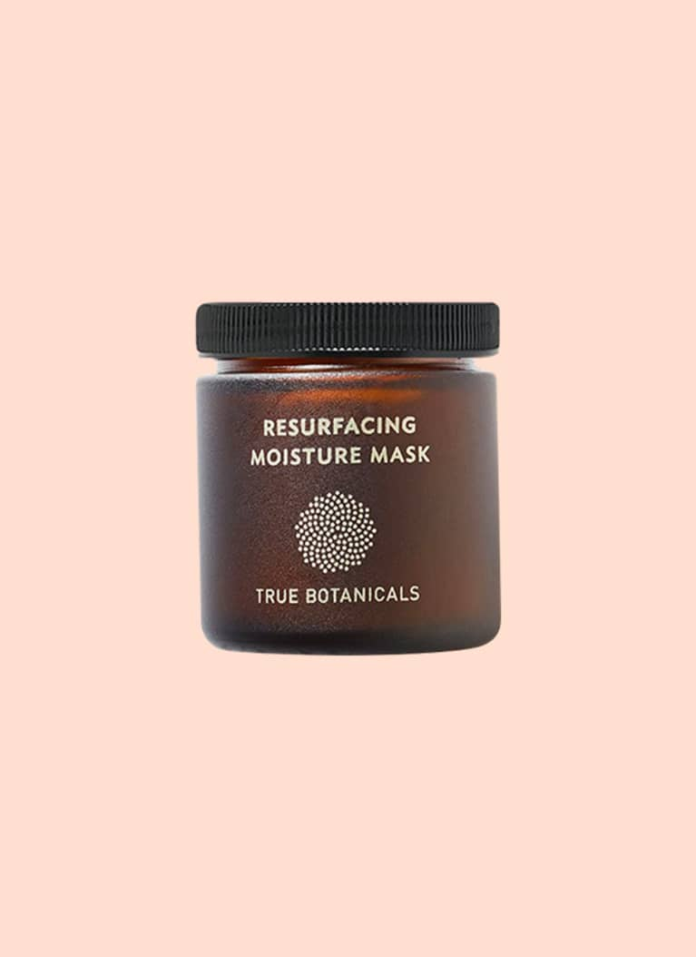 true botanicals resurfacing mask