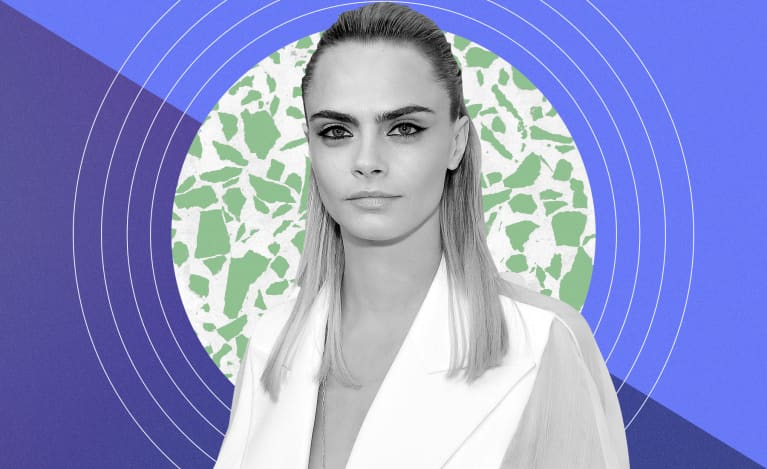 How Cara Delvigne is Inspiring Celebrities to Help the Planet With Eco-Resolutions